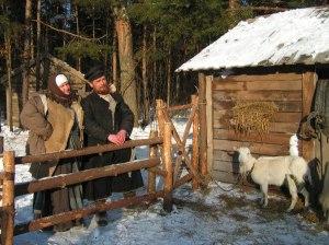 Багровый цвет снегопада 12