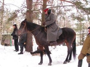 Багровый цвет снегопада 14